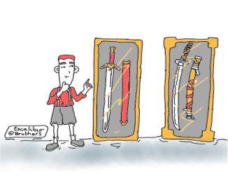 Samurai Swords Vs Longswords