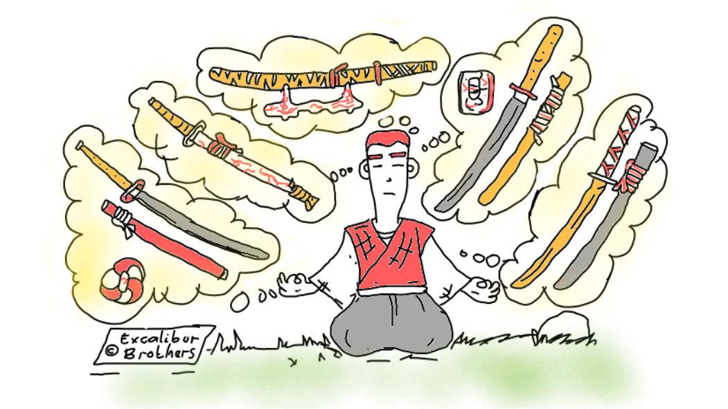 Samurai Swords | Katana