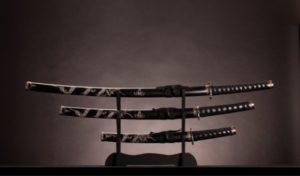katana samurai swords
